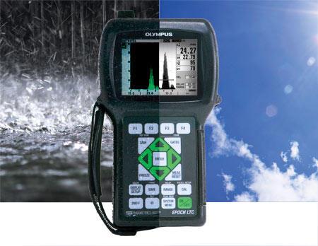 美国泛美Panametrics EPOCH LTC 数字超声探伤仪