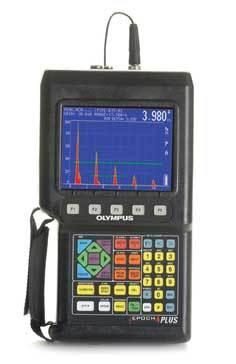美国泛美 Panametrics EPOCH 4 PLUS 超声波探伤仪