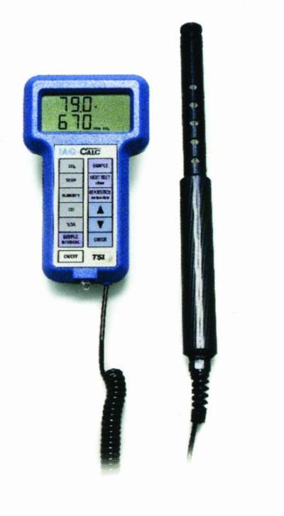 美国特赛TSI 8732/8760/8762 室内空气质量监测仪
