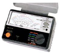 日本共立KYORITSU 3314 指针式绝缘电阻测试仪 兆欧表