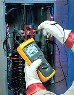 Fluke 1520 兆欧表 绝缘电阻测试仪