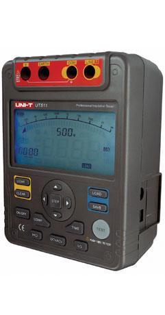 优利德 UT511 系列绝缘电阻测试仪 兆欧表