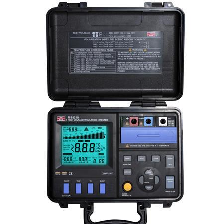 MS5215 高压绝缘数字兆欧表