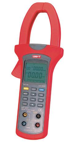 UT232 数字钳形功率计