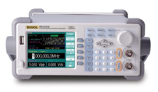 DG 3061 3101 3121 3061A 3101A 3121A 函数任意波形发生器
