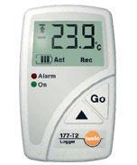 testo 177-T3 电子温度记录仪