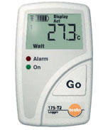 testo 175-T2 电子温度记录仪