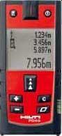 德国喜利得 PD42 手持激光测距仪