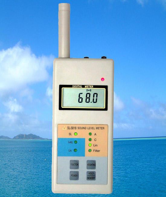 SL-5818 多功能声级计(多功能噪音计)