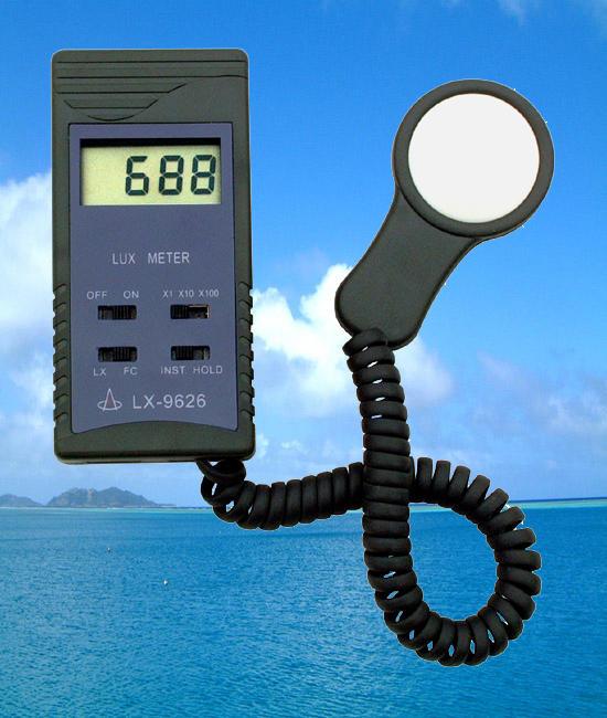 LX9626 数字照度计