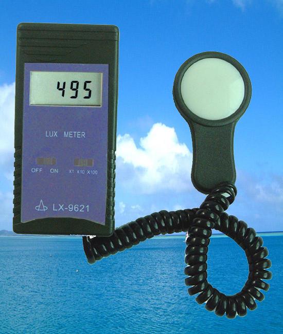 LX9621 数字照度计
