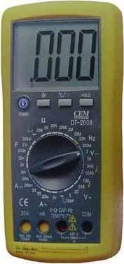 数字万用表DT2003