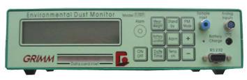 颗粒物监测仪
