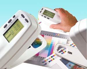 528 530 分光密度仪 色彩色差检测仪