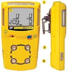 MC-4复合气体检测仪