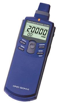 SE-2500 非接触式汽油发动机转速表