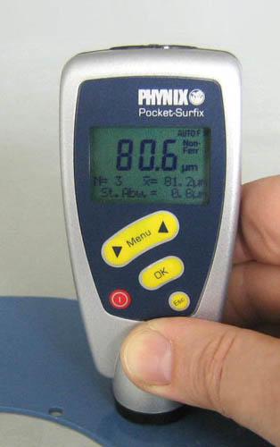 Surfix BPFN膜厚仪