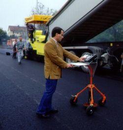 ISOSCPOPE MP30 Road道路混凝土厚度测量仪