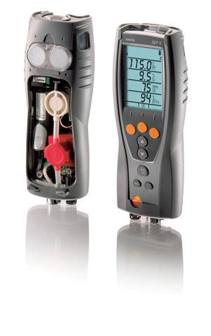 烟气分析仪testo 327-1