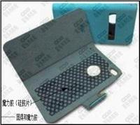 iphone5皮套用新款设计可移胶贴,多种形状