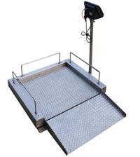 金秀透析輪椅秤,崇左血透電子秤,江州醫療電子秤 SCS