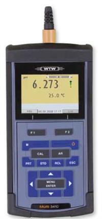 Multi 3410,Multi 3420,Multi 3430 pH測定儀 Multi 3410,Multi 3420,Multi 3430 pH測定儀