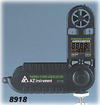 AZ8918风速/风温/湿度计 AZ8918