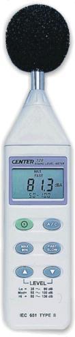 CENTER-320噪音计|声级计 CENTER-320