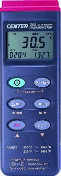 CENTER-305/CENTER-306温度计|记忆式温度计 CENTER-305/CENTER-306