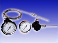 液体压力式温度计(双金属温度计)