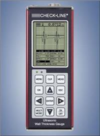 精密超声波测厚测量仪TI-PVX