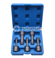 5Pcs 1/2″ Drive Impact Wedge Proof Extractor Set