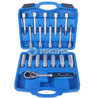 "18 Pcs 1/2"" Drive Shock Absorber Tool Set"