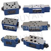 先導式單向閥 Z2S16/Z2S22/Z2S32 R900328797Z2S16-1-5X/