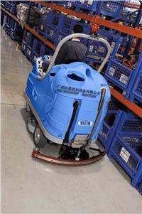 意美EMC D100工业型驾驶式洗地机,座驾式洗地机