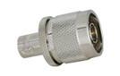 8737 50Ω Adapter BNC-Plug / BNC-Jack 8737
