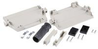 ERNI 173051  DIN 41612 (EN60603-2)电缆外壳 KSG 173 / 253 ERNI 173051