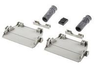 ERNI 173052  DIN 41612 (EN60603-2)电缆外壳 KSG 173 / 253 ERNI 173052
