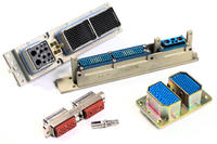 446545-1 ARINC 600 SERIES Rack & Panel Rectangular Connectors 446545-1
