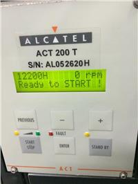 Alcatel ACT200T Adixen ACT200T