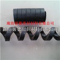 橡胶螺旋盘根
