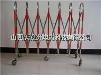 低价批发不锈钢伸缩围挡 移动式不锈钢伸缩围栏 高效耐用