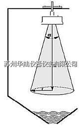 超声波液位计安装示意