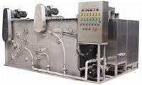 DYI series plant-hair belt sewage dehydrator
