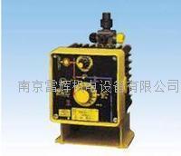 C系列电磁驱动隔膜计量泵