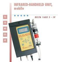 DELTA 1600-S-IV手持式红外烟气分析仪
