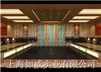 大型韩式汗蒸馆、汗蒸馆免费设计 台
