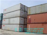 二手散货集装箱出售,上海旧集装箱买卖。