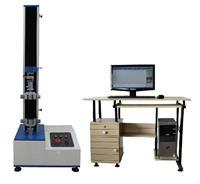 单柱电脑式拉力试验机 HB-7000Z