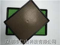 IC防静电托盘+专用防静电防滑垫 托盘配合防滑垫使用、防滑效果好的防滑垫、不留痕防滑垫、PVC防滑垫